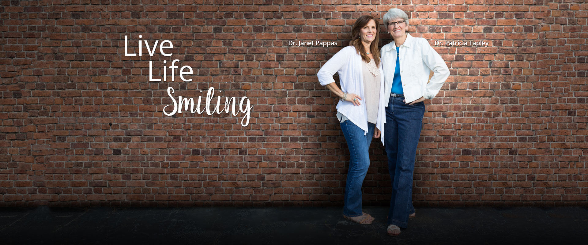 Live Life Smiling Pappas & Tapley Orthodontics Gainesville FL